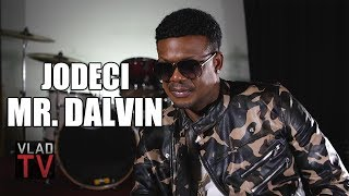 Mr. Dalvin (Jodeci): Puffy Asked Which Side We Were On During East West Beef