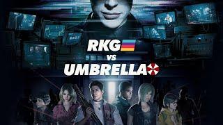 RKG vs Umbrella Corp – Resident Evil Resistance