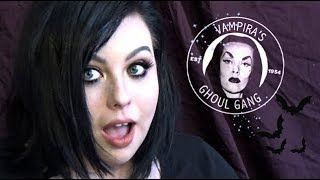What You May Not Have  known about Vampira...