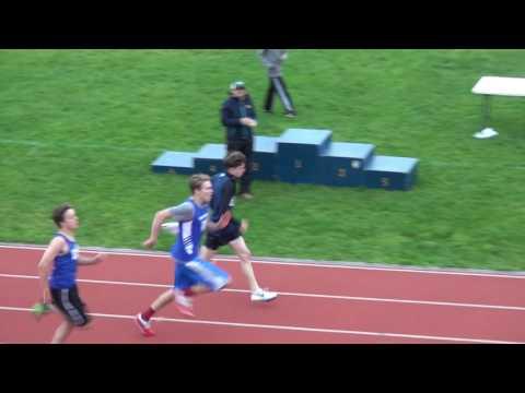2017 Chittenden County Track Championships  -  Boys 200m
