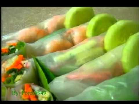 อาหารประเทศเวียดนาม ปอเปี๊ยะเวียดนาม Force8949