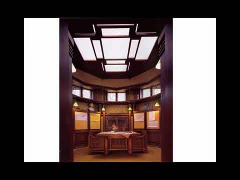John Lobell. Frank Lloyd Wright's Early Houses