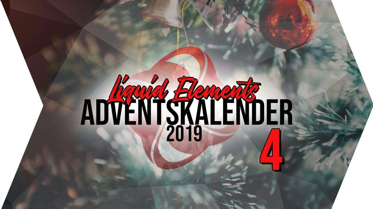 Liquid Elements Adventskalender 2019 Türchen 4