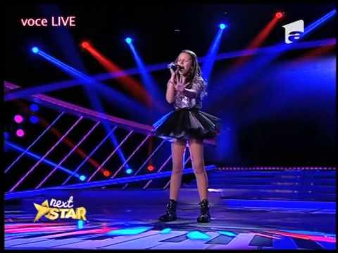 Leona Lewis  Homeless Vezi cum cântă Bianca Dan, la Next Star!