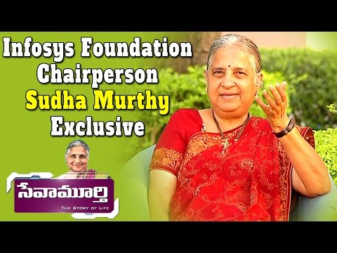 Sudha Narayana Murthy - Women's Day Special Interview || Chairperson, Infosys Foundation