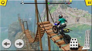 Trial Xtreme 4 - Motor Bike Games - Motocross Racing Games
