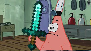 Patrick That's a Minecraft