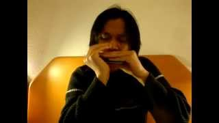 INDONESIA RAYA - Anthem of Indonesia - Harmonica