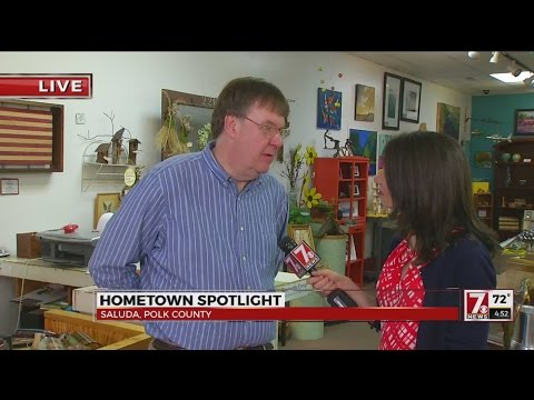 Hometown Spotlight Saluda, NC