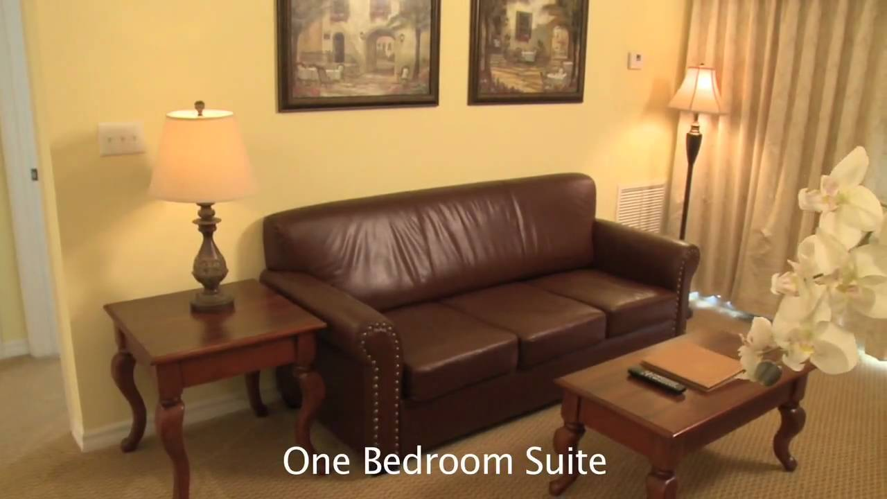 One Bedroom Suites Orlando The Point Orlando Resort One Bedroom Suite Preview Youtube