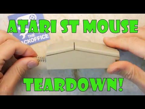 Teardown Lab - Atari ST Mouse
