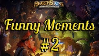 Hearthstone - Funny Moments 2 (by Atlas)