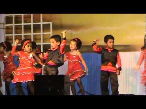 Gori gori gori gori from Main Hoon Na, bollywood masala film  - Kids dance