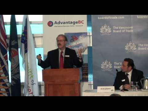 """""""Turning the corner on HST"""" — A panel discussion hosted by The Vancouver Board of Trade"""