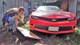 Купить ЖИВОЙ Chevrolet Camaro до 1 000 000 рублей