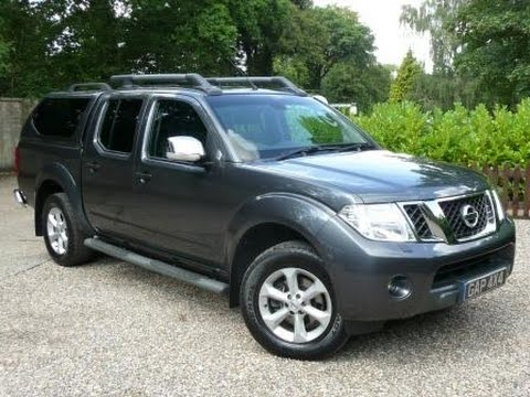 2010 nissan navara tekna connect auto in slate grey with. Black Bedroom Furniture Sets. Home Design Ideas