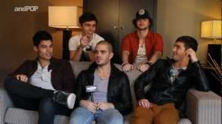 The Wanted explain Scooter Braun's April fools prank