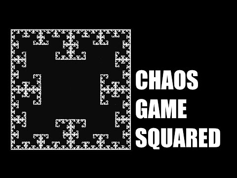 Chaos Game with Squares