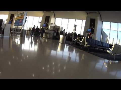 Adentro El Aeropuerto De Washington DC Ronald Reagan National Airport