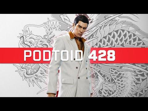 Podtoid returns with Alien, Yakuza, and dick stabbings | Podtoid 428