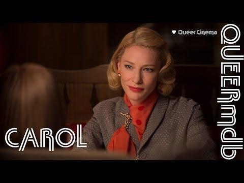 Carol (2015) | Lesbian themed movie -- Full HD Trailer, Cate Blanchett, Rooney Mara, Sarah Paulson