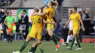 Australia vs. Japan: Highlights - July 30,2017