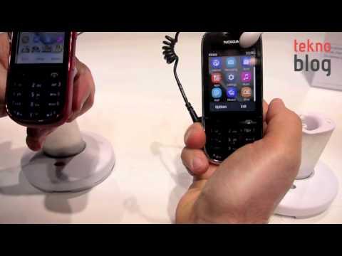Nokia Asha 202 ve 203 Ön İnceleme