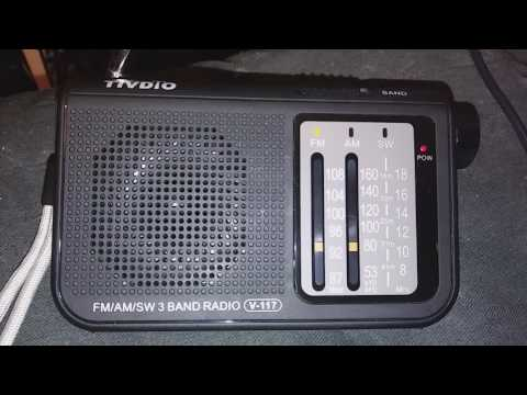 GCC TV - NOAA Weather Radio from the V-115, V-116, and V-117