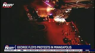 PROTESTS: Protesters step out for George Floyd in Minneapolis & Los Angeles