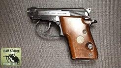 The Best 22LR Pocket Pistol : Beretta Model 21 Bobcat
