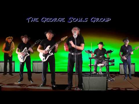 """Brown sugar"" song of Mick Jagger Rolling Stones cover version by The George Souls Group"