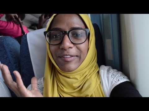 Nairobi to Mombasa SGR trip - Kenya