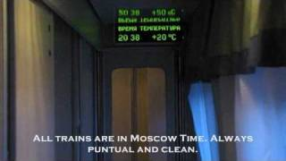 The Trans-Siberian Railway 2010 - Part 1 of 4