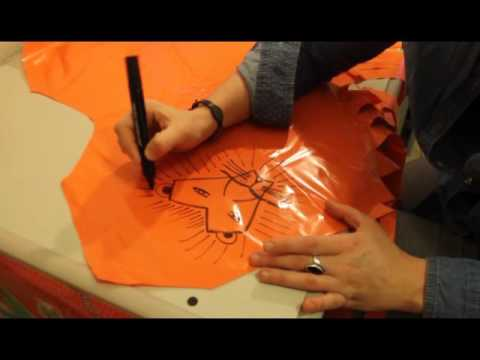 How To Make A Easy Lion King Costume In 5 Steps Cómo Hacer Un
