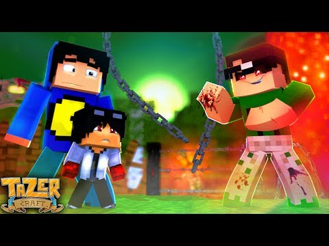 Minecraft: Who's Your Family? - O BEBÊ DO PACTW VS O MIKE DO MAL!! ( C/ TazerCraft )