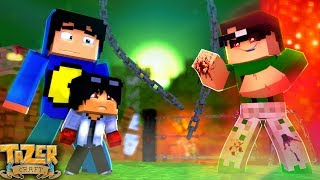 Minecraft: Who's Your Family? - O BEBÊ DO PACTW VS O MIKE DO MAL!! ( C/ TazerCraft ) [ WIIFEROIZ ]