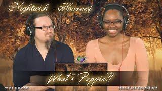 "NIGHTWISH - Harvest (REACTION) ""What's Poppin!"""