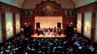 Stile Antico sings Byrd's Ave Verum Corpus