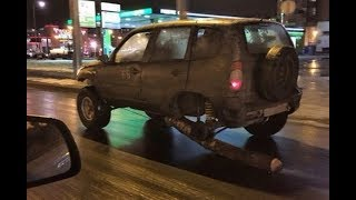 CRAZY and FUNNY Drivers - RUSSIA