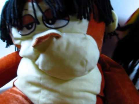 Jumbo Rasta Dreadlocks Monkey And Jamaican Banana For Sale Youtube