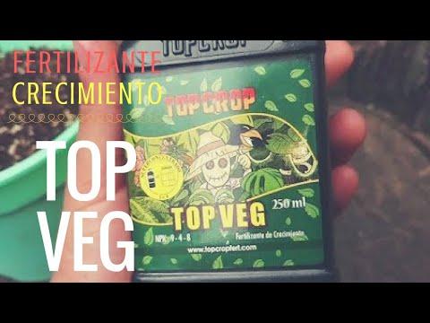 Como Preparar Fertilizante para Marihuana? //TOP VEG de Top crop buenos y baratos