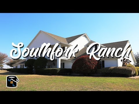 Southfork Ranch Tour - the set of TV's 'Dallas'