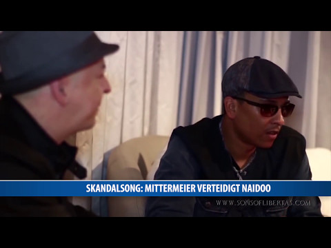 Skandalsong: Mittermeier verteidigt Naidoo
