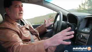 2012 Infiniti G37 Sport Sedan Test Drive & Luxury Car Video Review