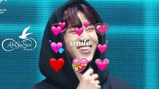 You so precious when you smile - BAMBAM GOT7