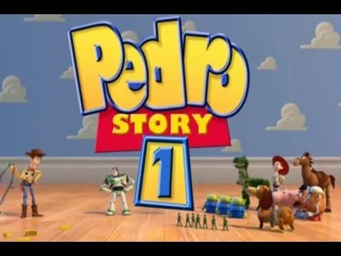 Retrospectiva tem tica toy story 3 pedro youtube - Cochon de toy story ...