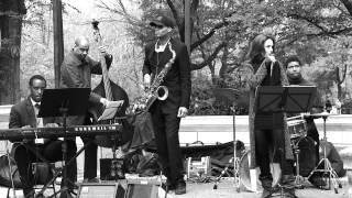 """Wayne Escoffery Quartet w/ Carolyn Leonhart """"Manhattan"""""""