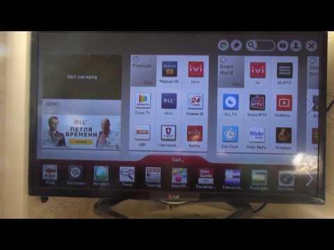 LG Smart TV проблема зависает youtube - Решение - откат прошивки - ЮТУБ не виснет
