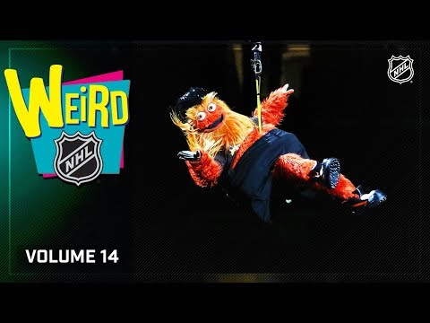 Weird NHL Vol. 14: The New Season