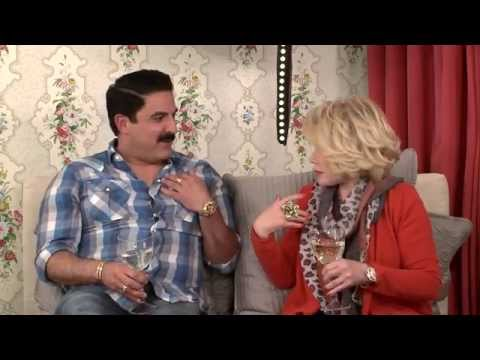 In Bed With Joan   Episode 43  Reza Farahan